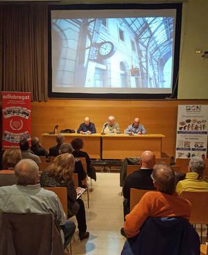 'Dialegs Filosòfics al Baix' arranca en Sant Boi con una primera ponencia sobre ética y Walter Benjamin