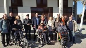 Sant Boi podría inaugurar, en 2018, sus primeros pisos residenciales para personas con algún tipo de discapacidad en salud mental