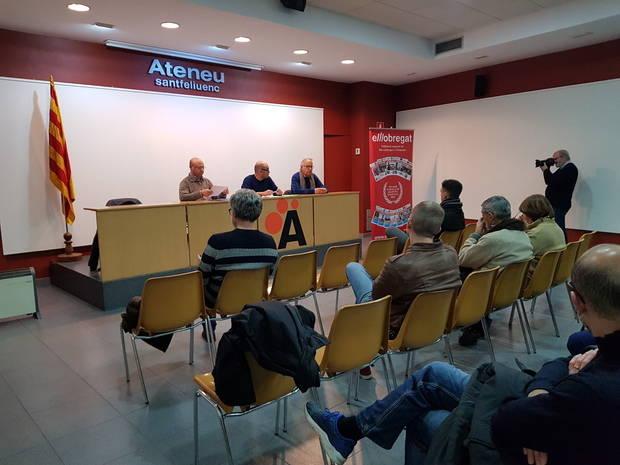 El Llobregat celebra su segundo 'Diàlegs Filosòfics al Baix' con la ética, la religión y la figura de Martín Lutero como protagonistas