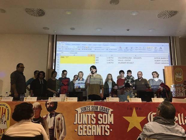 Sant Climent de Llobregat se convertirá en Ciutat Gegantera de Cataluña 2018