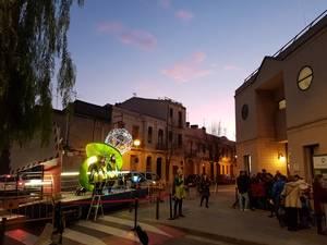 Los pajes reales ya recogen cartas en las calles del Baix Llobregat
