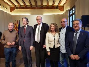 Sant Feliu tendrá las vías de tren soterradas en 2023