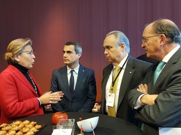 """Joan Ramon Casals: """"El Baix Llobregat té més avantatges que Barcelona, però cal més inversió pública de la Generalitat i, especialment, de l'Estat"""""""