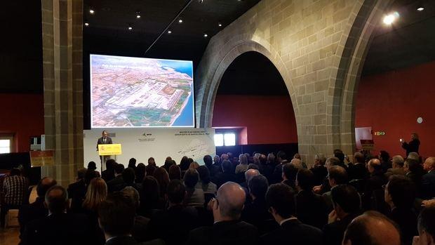 Fomento invertirá más de 1.264 millones en la urbanización de la 'Ciudad Aeroportuaria' de El Prat