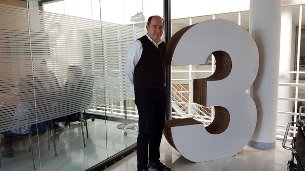 """Sanchís: """"Al Baix hi viu una gent més identificada amb Telecinco que amb TV3"""""""