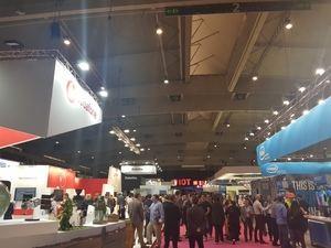 IoT Solutions World Congress en la Fira de Gran Via de L'Hospitalet.