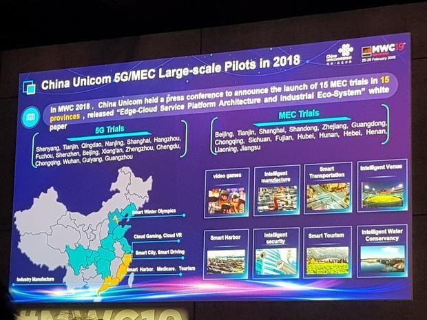 China Unicom presenta su ambicioso plan para acelerar la comercialización del MEC Edge-Cloud