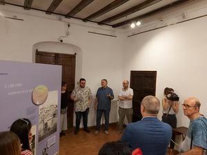 La presentación tuvo lugar ayer, 18 de julio, en el Museu de L'Hospitalet.