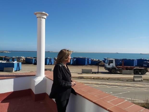 Marín, durante el encuentro con periodistas previo a su conferencia anual sobre la ciudad.