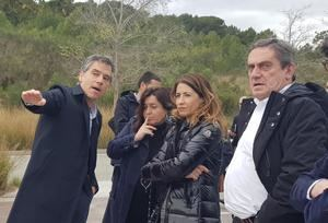 Gavà pone la primera piedra del nuevo barrio de Ponent
