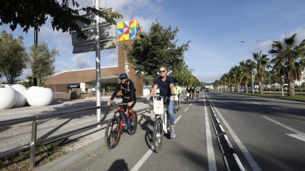La red europea de rutas cicloturistas incorpora Viladecans