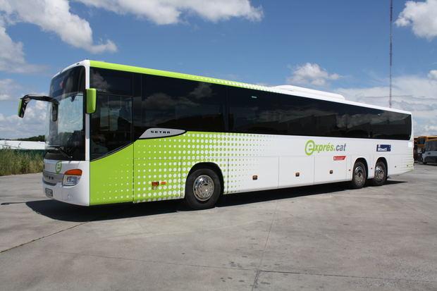 Olesa de Montserrat estará conectada por un bus exprés con Barcelona