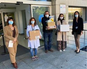 La Fundación Hospital Sant Joan de Déu de Martorell dona fármacos contra el covid-19