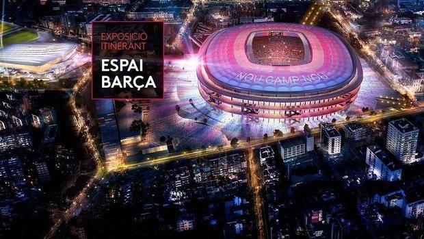 L'Espai Barça visita Sant Boi