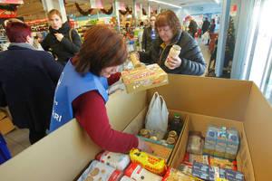 Sant Boi recapte més de 50 tones d'aliments