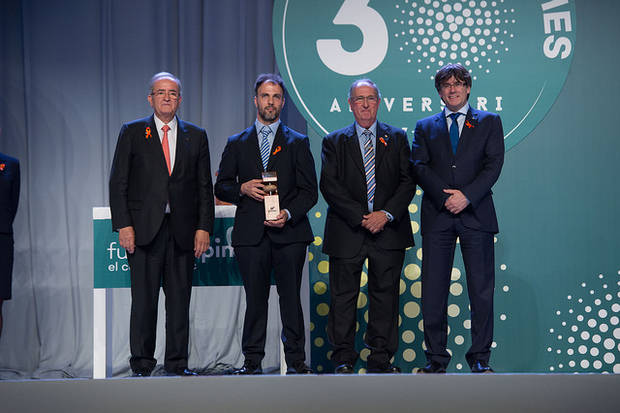 Les empreses baixllobregatines E-Controls i Cardona, guardonades als Premis Pimes 2017