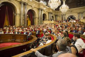 El president Puigdemont podría dar un golpe de efecto convocando Elecciones