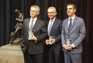 Manel Esteller, Premi Internacional Catalunya