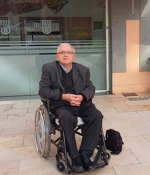 """Manuel López: """"Cuando me quedé en silla de ruedas todos me quisieron echar de la alcaldía"""""""