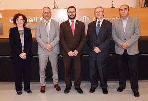 La Secretaria General de l'Esport referma l'aposta del Govern per l'esport net