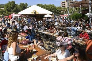 La Mostra de Cuina de Castelldefels congrega a unas 5.000 personas en su 30 aniversario