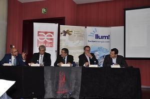 La última mesa del Ciclo de Infraestructuras que ha tratado sobre la aplicación de la tecnología 5G.