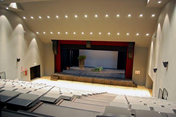 Teatre El Goula de Begues.