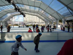 La pista de gel de L'Hospitalet entrarà en funcionament aquest divendres