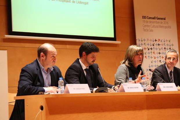Núria Marín agafa el relleu a la presidència del Comitè Executiu del Pacte Industrial de la Regió Metropolitana de Barcelona