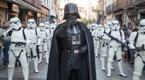Las tropas imperiales capitaneadas por Darth Vader visitarán esta semana la comarca.