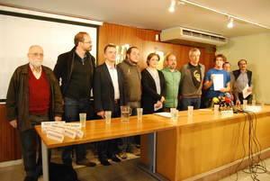 L'Aigua, dret fonamental: vuit forces polítiques signen el Pacte Social de l'Agua