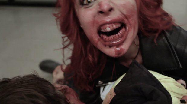 Escena de la película 'Anunnaki: Los caídos del cielo'.