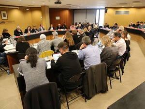 AMB aprueba, de manera definitiva, 1.697 millones de euros de presupuesto para el 2018