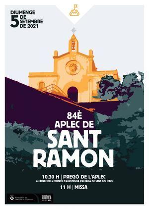 Todo listo en Sant Boi para la 84ª edición del Aplec de Sant Ramon