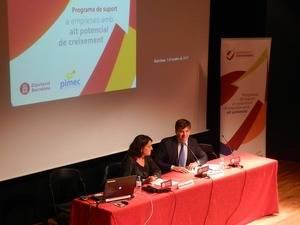 El Baix Llobregat, la segona comarca que més empreses aporta a la quarta edició del programa 'Accelera el creixement'