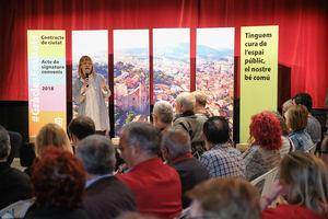 Las entidades de Sant Boi suman esfuerzos por un uso responsable del espacio público