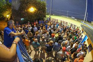 Sant Boi rebautiza su campo de béisbol y softbol con el nombre de Antonio Hervás