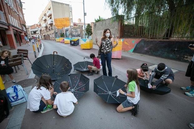 Viladecans crea el programa educativo 'Ciència al Carrer'