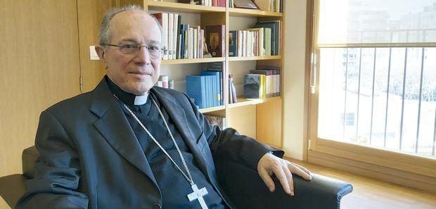 """Agustí Cortes, Bisbe de Sant Feliu: """"No tenim cap por que es publiquin les immatriculacions, no tenim res a amagar"""""""