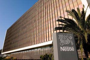 Sede de Nestlé en Esplugues.