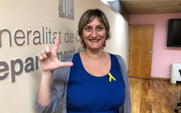 Sant Andreu de la Barca declara persona non grata a la consellera Vergés y dos altos cargos de Salut