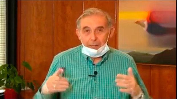 Enric Llorca: 'Queremos que los enfermos de Covid-19 vayan al hospital lo antes posible en lugar de estar en sus domicilios'