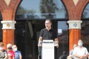 """Miguel Comino hace una llamada a la """"reconciliación"""" en el día de la Diada Nacional de Cataluña"""