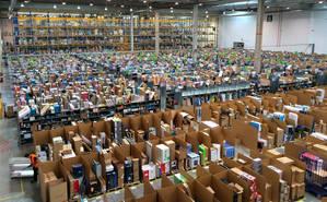Amazon doblará el centro logístico de Madrid