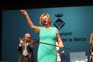 Ana Alba, nueva alcaldesa de Sant Andreu de la Barca