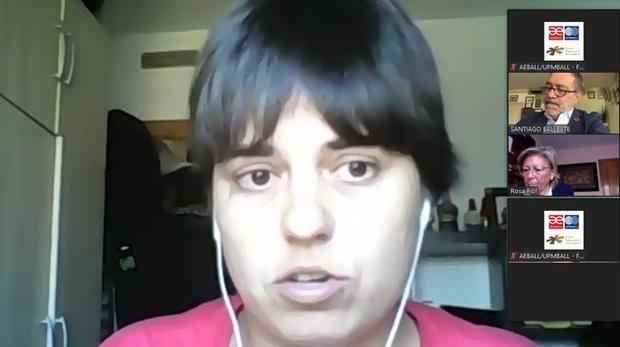Anna Martinez, Alcaldesa de Santa Coloma de Cervelló: 'Hay que impulsar y consensuar las propuestas para salir de la crisis a nivel Comarcal'