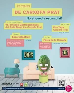 El Prat celebra diumenge la Festa de la Carxofa