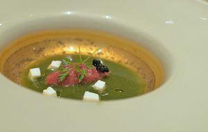 Árbore da veira, cocina atlántica que se juega y disfruta
