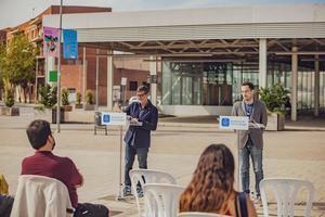 El Ayuntamiento del Prat y PTP presentan un estudio sobre conexiones ferroviarias como alternativa a la ampliación del aeropuerto