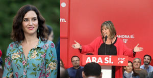 Marín responde al órdago de Ayuso sobre el Mobile: 'Son palabras frívolas'